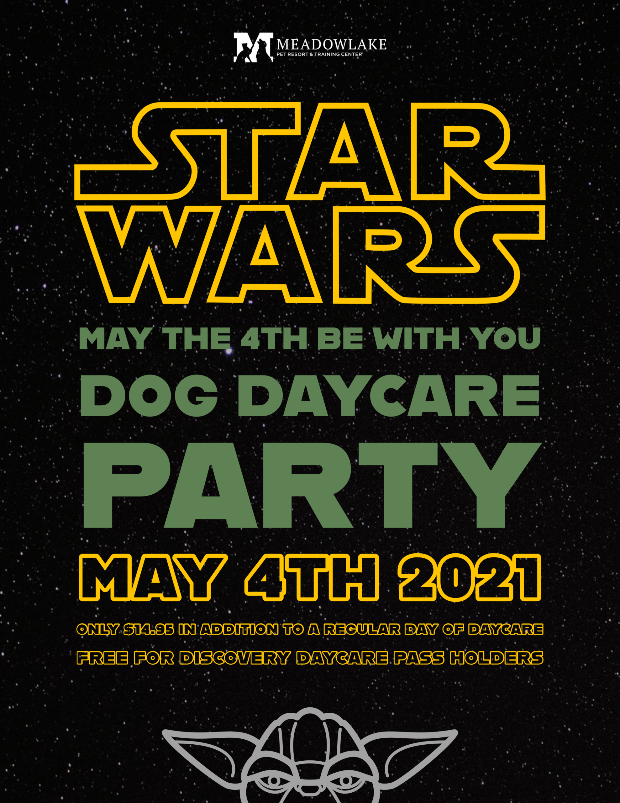 May DC Party Flyer